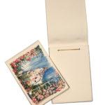 Notebook o sketchbook AMALFI - Completamente in carta di Amalfi
