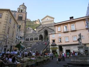 Amalfi Piazza Duomo - Italia